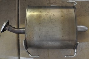 Old Exhaust