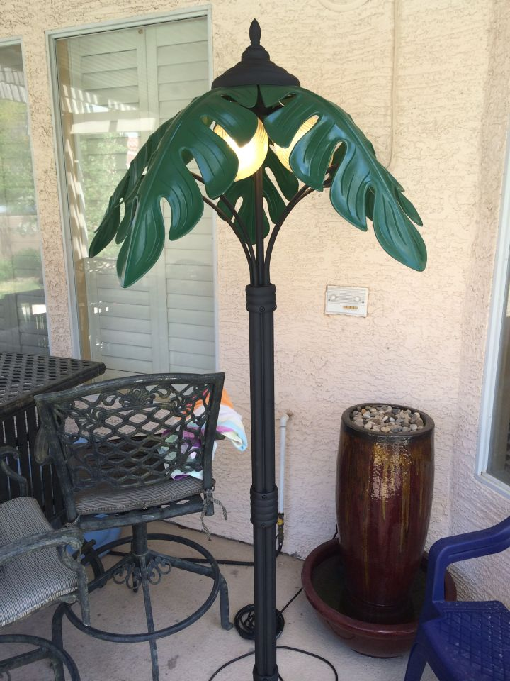 Outdoor Palm Tree Light Outdoor palm tree lamp post outdoor designs outdoor palm tree lamp post designs workwithnaturefo